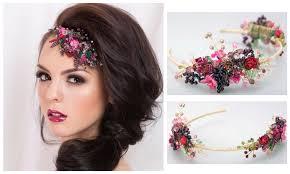 jewelled headdress bespoke wedding accessories in london the headdress collection