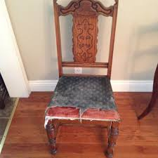 How To Upholster Dining Room Chairs How To Reupholster Your Dining Room Chairs U2014 Maples To Mountains