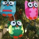 felt owl coin purse tutorial free pattern crafts unleashed