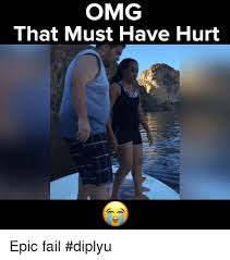 Meme Fails - omg that must have hurt epic fail diplyu fail meme on me me