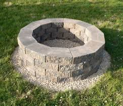 Build Backyard Fire Pit - how to build a diy fire pit