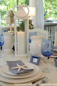 themed tablescapes nautical themed table settings table settings and