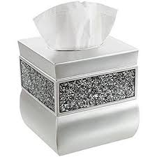 Decorative Toilet Paper Tissue Box Cover Decorative Toilet Paper Storage Containers