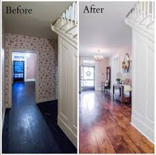 Laminate Flooring Before And After Old Homes Before And After Case San Jose
