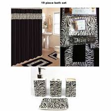 Cheetah Print Bathroom by Simple 50 Pink And Black Zebra Bathroom Set Inspiration Of Pink