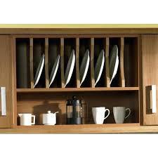 plate rack cabinet insert plate rack cabinet insert plate rack rail update builder grade