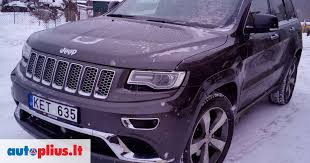 purple jeep cherokee jeep grand cherokee 3 0 l visureigis 2015 01 m a7082205
