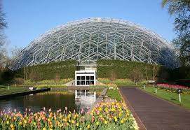 Missouri Botanical Gardens Missouri Botanical Garden Garden Louis Missouri United
