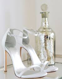 wedding shoes white wedding shoes 25 stylish heels worn by real brides inside weddings