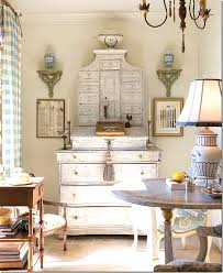 Charles Faudree Interiors Eye For Design Decorating With Swedish Gustavian White Painted Desks