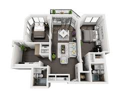 floor plans and pricing for view 34 murray hill two bedroom b2a