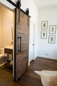 Bathroom Barn Door Kit by Barn Door Lock Barn Doors Pinterest Barn Door Locks Barn
