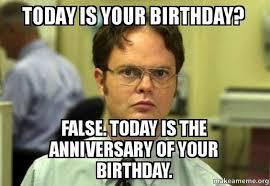 Borthday Meme - the 25 best the office birthday meme ideas on pinterest dwight