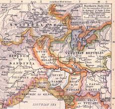 Modena Map by Duchy Of Mantua