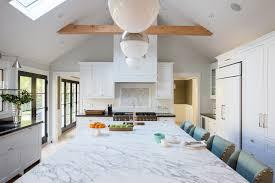 Vaulted Kitchen Ceiling Lighting Kitchen Ceiling Pendants Design Ideas