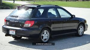 subaru awd wagon 2003 subaru impreza wrx sport wagon automatic related infomation