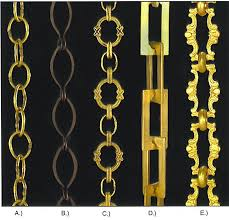 Re Casts Of Antique Chains 6 Foot Increments Bw Lighting