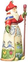 amazon com jim shore heartwood creek dutch santa stone resin