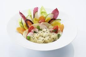 comment cuisiner les ravioles salade multicolore et ravioles au chèvre jean