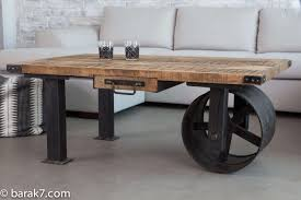 reclaimed wood coffee table with wheels furniture awesome reclaimed wood coffee table decor with black