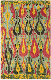 Area Rugs On Laminate Flooring Flooring Plush Area Rugs And Awesome Ikat Rugs For Luxury