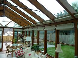 pinoleum roof blinds conservatory blinds roof blind systems