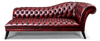 Traditional Chesterfield Sofa by Traditional Chesterfield Chaise Longue
