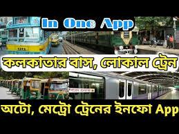 Metro Time Table Kolkata Local Train Time Table Kolkata Bus Route And No