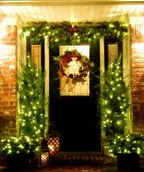 Outside Door Decorations For Christmas by Front Doors Good Coloring Front Door Holiday Decorating Idea 103
