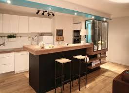 ouverture cuisine sur sejour ouverture d une cuisine sur séjour moderne cuisine lyon