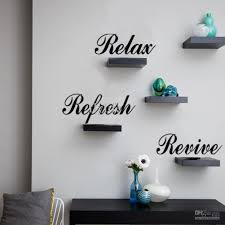 relax refresh revive art lettering wall decals diy quotes decor relax refresh revive art lettering wall decals diy quotes decor stickers for living room vinyl decal