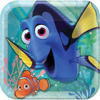 nemo cake toppers finding dory party supplies finding nemo party party city