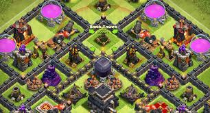 clash of clans farming guide new bomb tower base design in clash of clans clash for dummies