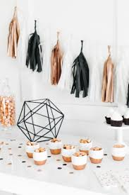 pattern party trend for 2017 trend 2 copper accents favors and