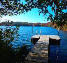 Blue Water On The Ocean Cape Cod - waterfront home on skinnequit pond with homeaway harwich port