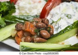 cuisine turc cuisine turc pilaki traditionnel plat côté image de