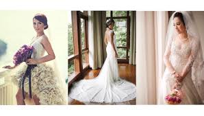 Designer Wedding Dresses Gowns Marché Wedding Philippines Top 14 Philippine Wedding Gown Designers