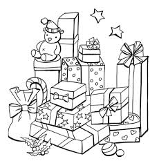 christmas presents colouring kids families magazine