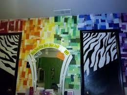 111 best paint color chip crafts images on pinterest paint