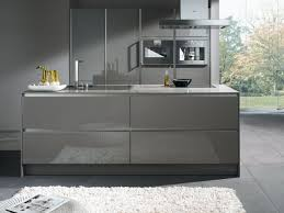 light grey kitchens dark blue fabric moress chair long stainless