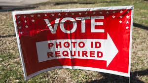 voter id laws npr