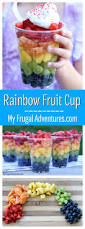 honey lime rainbow fruit salad perfect use for all the fresh