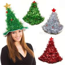 Christmas Tree Costume For Kids - xmas gift christmas tree high hat party costume child kid headgear