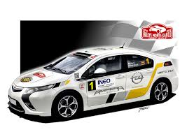 opel race car 2012 chevrolet volt enters 2012 monte carlo alternative energy rally