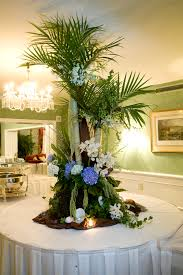 a taste for the tropical harvey designs event and floral design