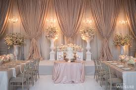 wedding backdrop toronto the wore vera wang at this hazelton manor wedding wedluxe