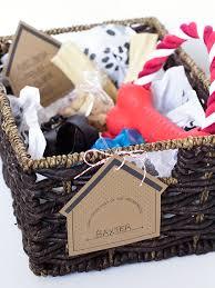 pet gift baskets easy ways to welcome new pets into your neigborhood