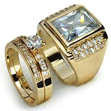 cheap engagement rings for men wayne for set men women ring wedding engagement gift