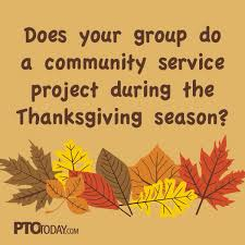 who s planning for thanksgiving already fall events