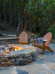 Fire Pit Backyard by Fire Pit Design Ideas Outdoor Spaces Rounding And Spaces